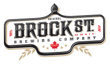 Brock Street Brewing Logo 2015
