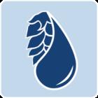 OMAFRA Hop Irrigation Logo