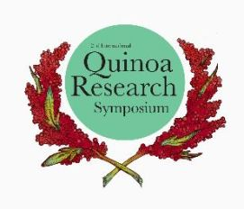 2nd International Quinoa Research Symposium