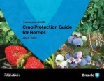 The front cover of OMAFRA Publication 360B Crop Protection Guide for Berries 2020-2021